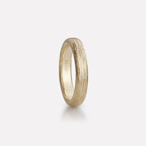 Fossefall ring in yellow gold , women`s