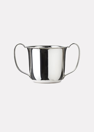 Children`s cup, two handles
