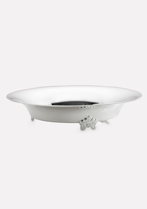 Anitra bowl in silver, large